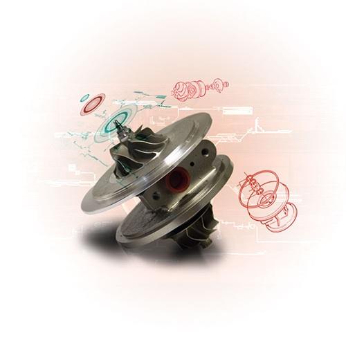 Turbo componenti