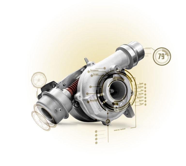 Turbocompressore nuovo